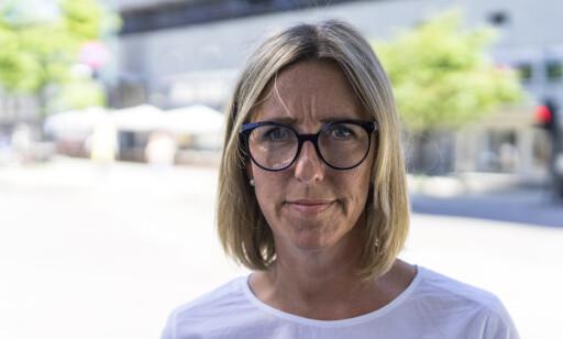 Underlige skadesaker: Therese Nielsen i Fremtind forsikring får flere uvanlige saker på bordet i løpet av sommeren.