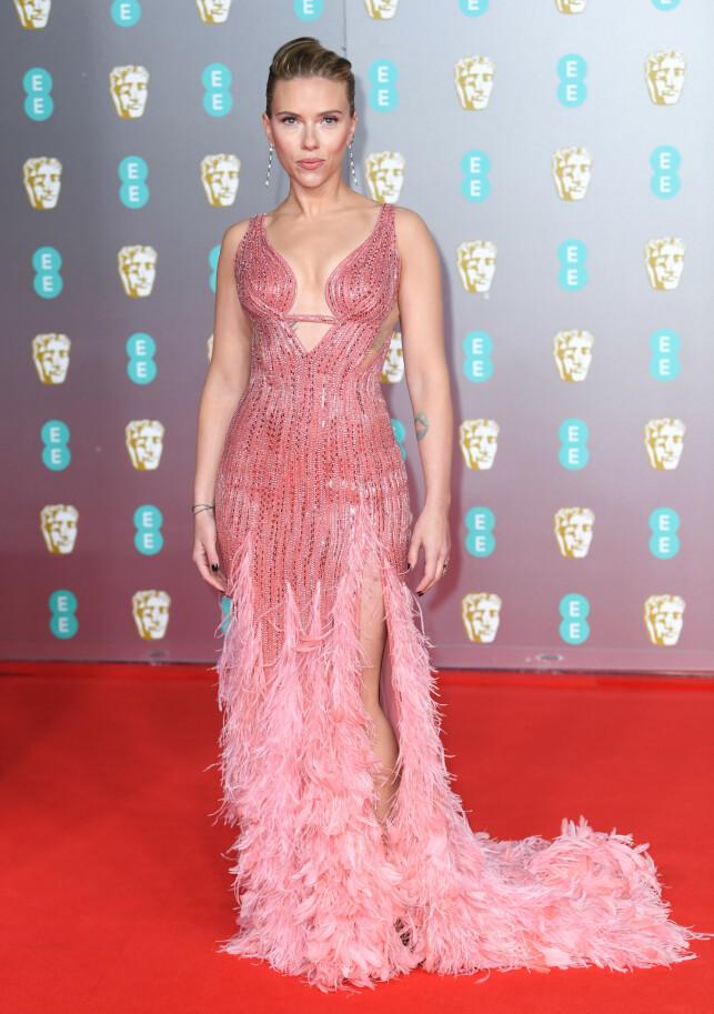 HAR BLITT VERRE: Ifølge Scarlett Johansson har kroppspresset og skjønnhetspresset i Hollywood bare blitt verre opp gjennom åra. Foto: NTB Scanpix