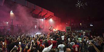 image: Liverpool-fansen gikk bananas i natt