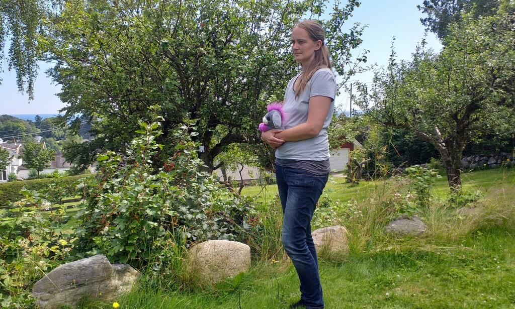 - HELT FANTASTISK: Marianne Fagerheim (41) gleder seg stort over dommen i tingretten som opphever omsorgsovertakelsen av hennes datter. Foto: Privat