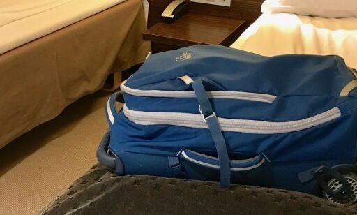 image: Kofferttabben kan koste deg 50 000 kroner