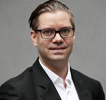 <strong>SENIORØKONOM:</strong> Marius Gonsholt Hov i Handelsbanken.  Foto: Lise Åserud / NTB scanpix