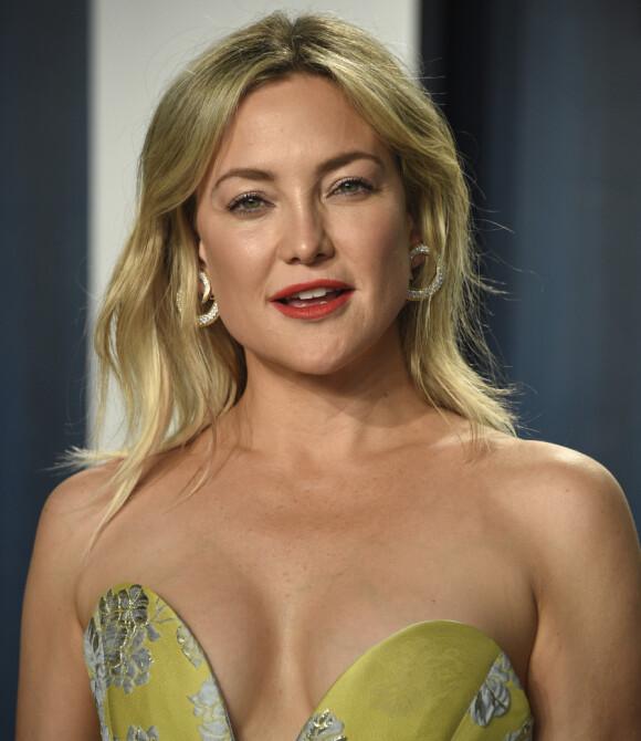 AVSLUTTET AVTALEN: Kate Hudson skrev i en kommentar på Instagram at hennes klesmerke ikke lenger vil jobbe med Myka Stauffer. Foto: NTB Scanpix