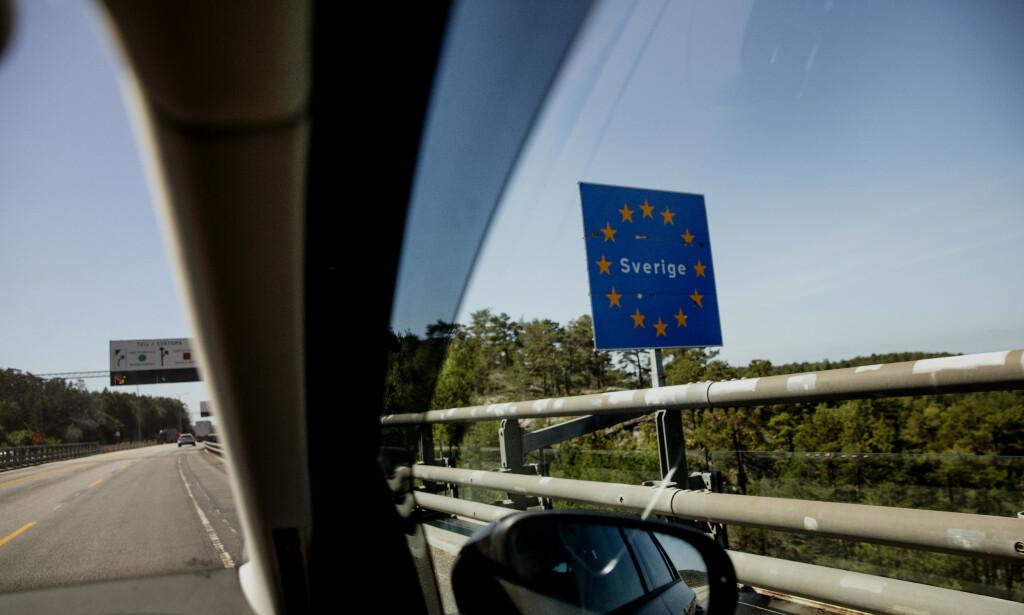FÅ TURISTER: Mange land i Europa er skeptiske til å la egen befolkning reise inn i Sverige i sommer. Foto: Nina Hansen/ Dagbladet
