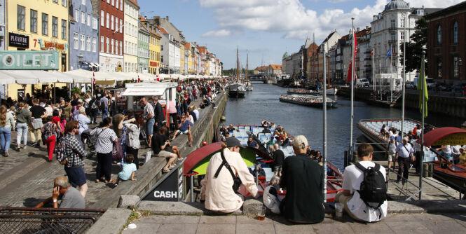 image: Danmark hastestenger grensen mot Sverige