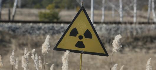 Økt radioaktivitet i Nord-Europa