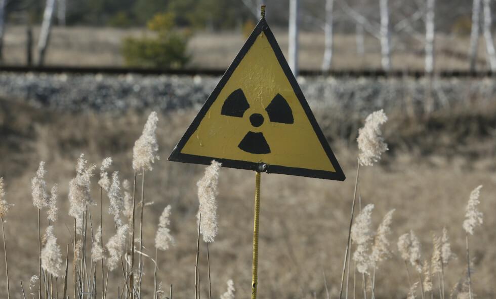 ØKT RADIOAKTIVITET: Nordiske myndigheter har oppdaget en svak økning i ufarlig radioaktivitet i Nord-Europa. Illustrasjonsfoto: Efrem Lukatsky / AP / NTB scanpix