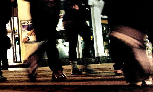 image: Politiet fortviler etter ny festnatt: - 190 loggførte hendelser