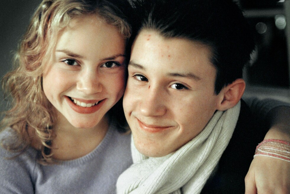 POPULÆRE: Skuespillerne fra ungdomsserien «Eva & Adam» ble svært populære i sin tid. Nå er de blitt voksne, og holder på med helt andre ting. Foto: NTB Scanpix