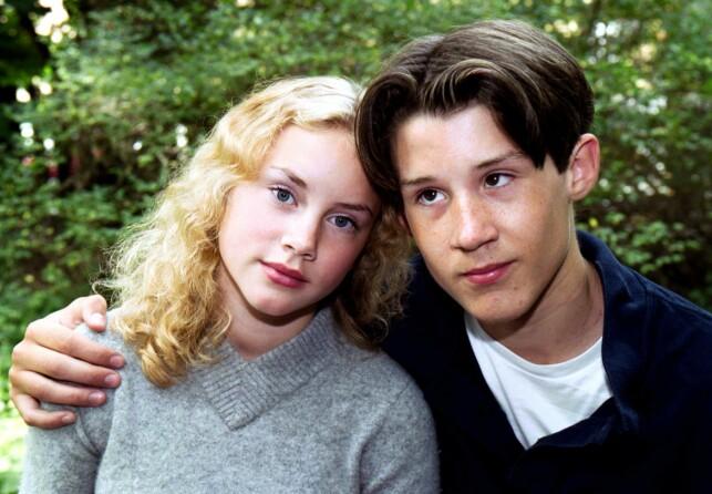 KJENTE LOKKER: Både Eva og Adam var kjent for sine fine frisyrer. Foto: NTB Scanpix