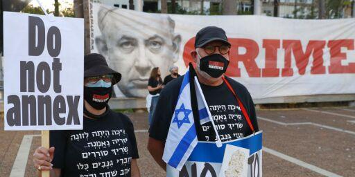 image: Netanyahus spill om Jordandalen