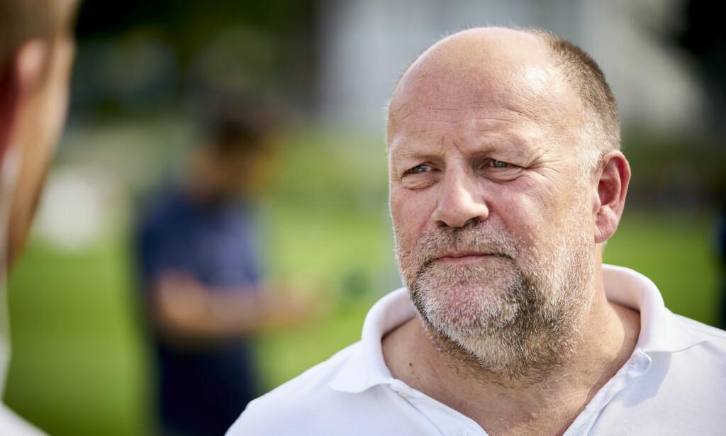 TRENERJAKT: Ivar Koteng og Rosenborg jobber med å finne en ny trener for klubben. Foto: Ole Martin Wold / NTB scanpix
