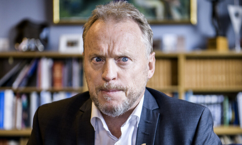 BEKYMRET: Byrådsleder Raymond Johansen (Ap) advarer etter festhelga. Foto: Lars Eivind Bones / Dagbladet.
