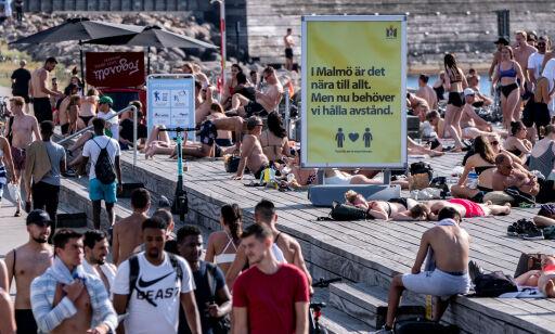 image: - Glem Sverige i år