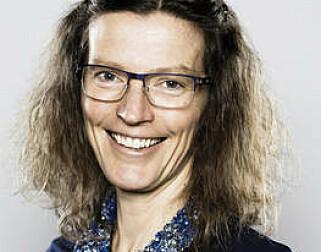Professor Anne Sverdrup-Thygeson. Foto: Institutt for Naturforvaltning ved NMBU