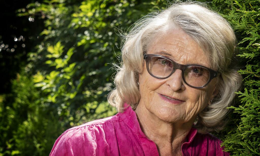 Festivalklar: Karin Krogs første opptreden på Moldejazz var i 1961. I år er hun Artist in residence, med fire konserter under festivalen. Foto: Hans Arne Vedlog / Dagbladet