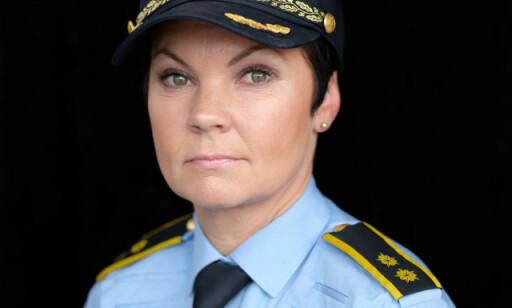 Anne Katrin Storsveen fra politiets nettpatrulje. Foto: Politiet