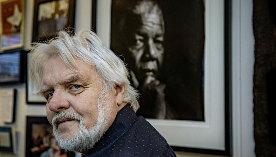 BLE BITT: NRK-veteran Tomm Kristiansen pleide å le av Dagbladets flåttdekning. Så fikk han hjernebetennelse etter et bitt. Foto: Nina Hansen