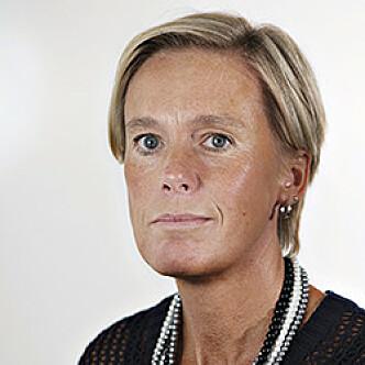 FULL KONTROLL: Åsa Marie Espmark i CtrlAqua sier at man kan få kontroll på avlorlige sykdommer i lukkede systemer. Foto: CtrlAqua