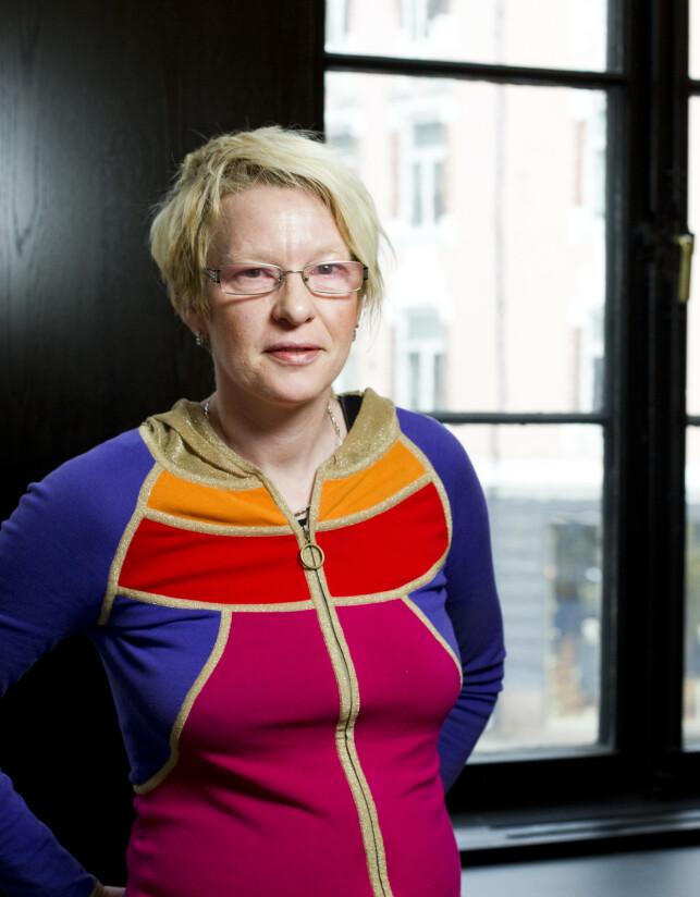 GIKK BORT: Forfatter Beate Grimsrud har gått bort, 57 år gammel. Hun døde i Stockholm 1. juli etter en tids sykdom. Foto: Cappelen Damm