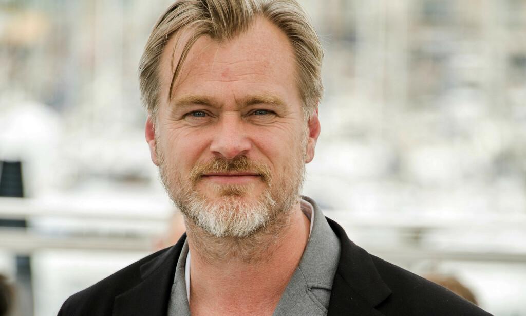 STJERNEREGISSØR: Christopher Nolan har sett seg nødt til å avvise rykter om sære regler på filmsettene sine. Foto: NTB Scanpix