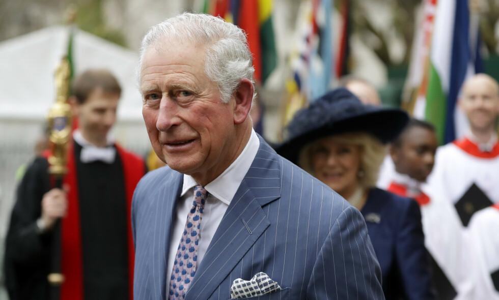RIK: Prins Charles av Wales har tjent store summer på avdøde mennesker og eiendommer det siste året. Foto: NTB Scanpix