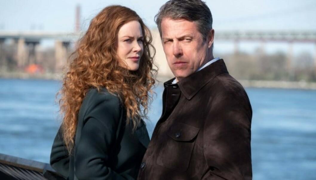 THE UNDOING: Nicole Kidman og Hugh Grant spiller side om side i den nye HBO-serien The Undoing. FOTO: HBO nordic