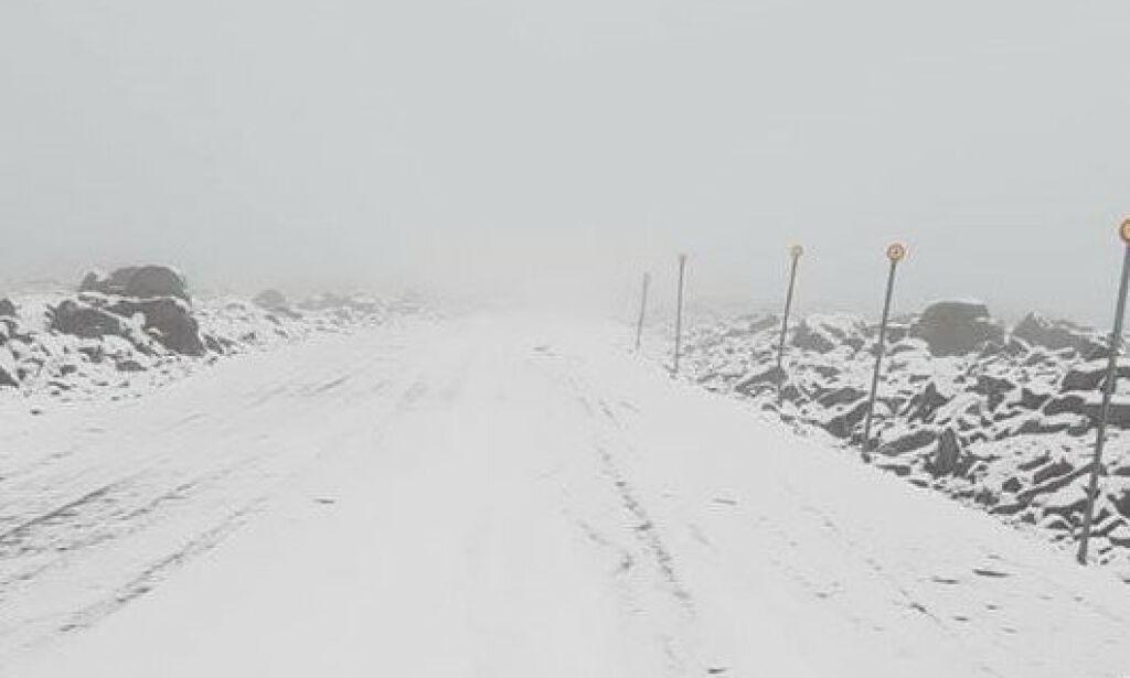 image: Var varmest i landet – slik ser det ut i dag