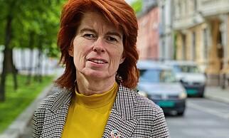 EKSPERT: Anne Beate Budalen er ekspert på trafikksikkerhet. Hun forteller at det er viktig at trafikanter viser hensyn til hverandre i sommer. FOTO: Privat.