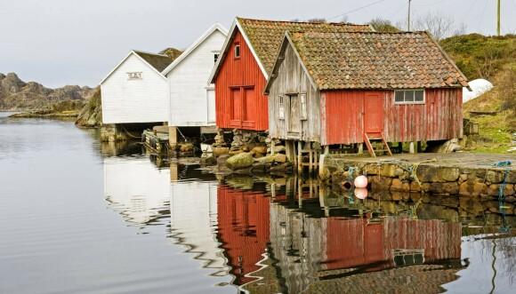 Sørlandets perle: På Hidra møter du maritime tradisjoner og en avslappet atmosfære.