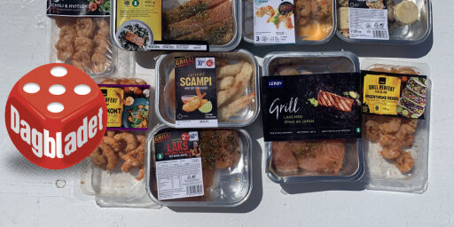 image: Sjømat på grill: - Imponert!