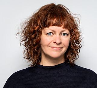 LEGGER FRAM JUNI-TALL: Tanja Krangnes. Foto: Redningsselskapet