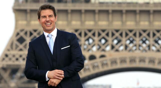 SKAL TILBAKE TIL NORGE: Tom Cruise har fått støtte til å spille inn Mission Impossible-scener i Norge. Foto: NTB Scanpix