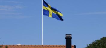 Slapp svensker inn - ville teste