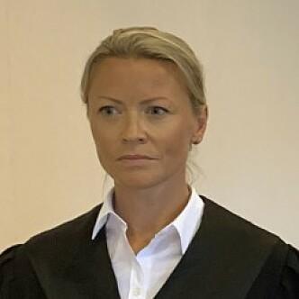 FIKK MEDHOLD: Statsadvokat Mari Gjersøe. Foto: Øystein Andersen.