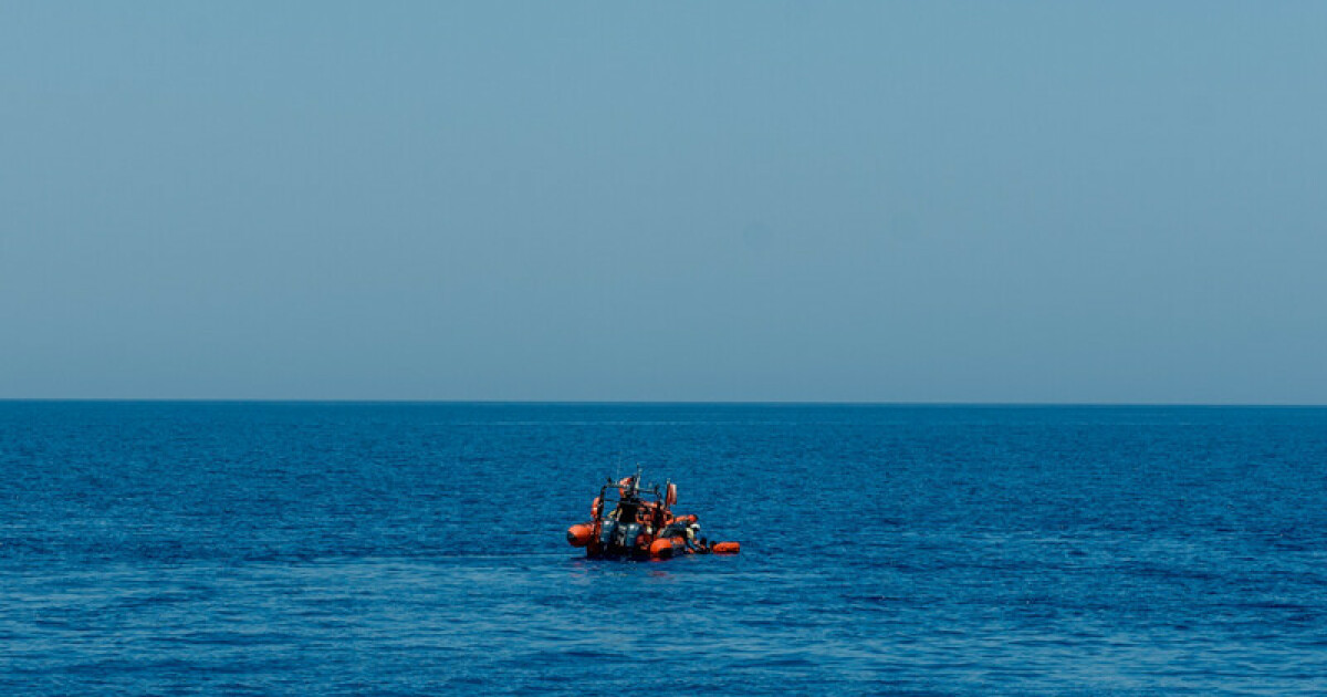Nødssituasjon på «Ocean Viking»