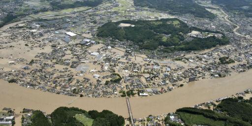 image: Voldsomt uvær: 200 000 evakuert