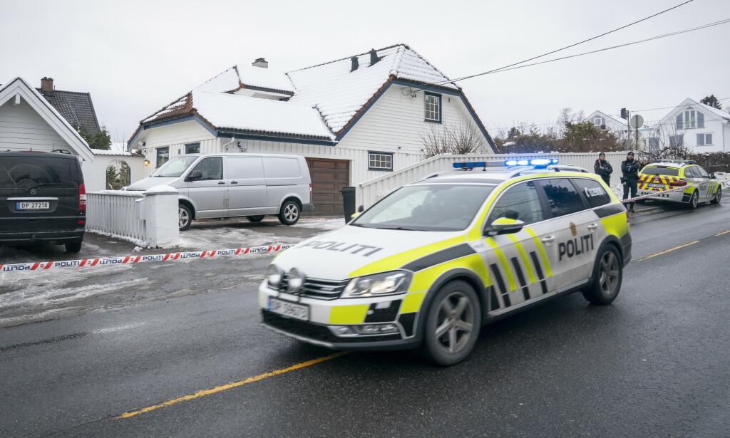 SIKTET: Laila Anita Bertheussen er tiltalt for angrep på demokratiet. Foto: Heiko Junge / NTB scanpix