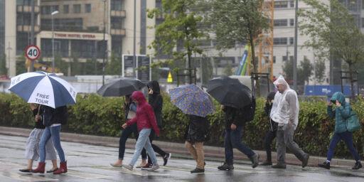 image: Meteorologene med elendig nytt