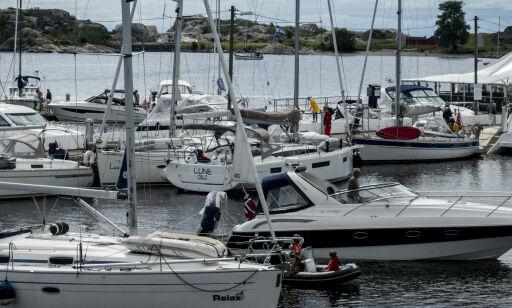 image: Båttrøbbel i ferieparadis: - Veldig frustrert