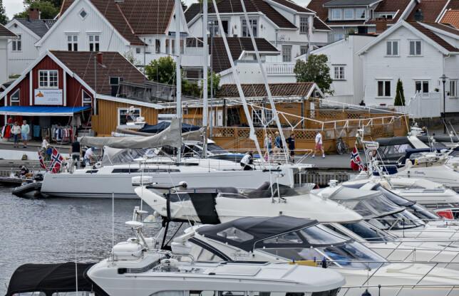 HALV DRIFT: Kommunens forbud går hardt utover økonomien når det kun er mulig å operere med halv drift. Foto: Bjørn Langsem/ Dagbladet