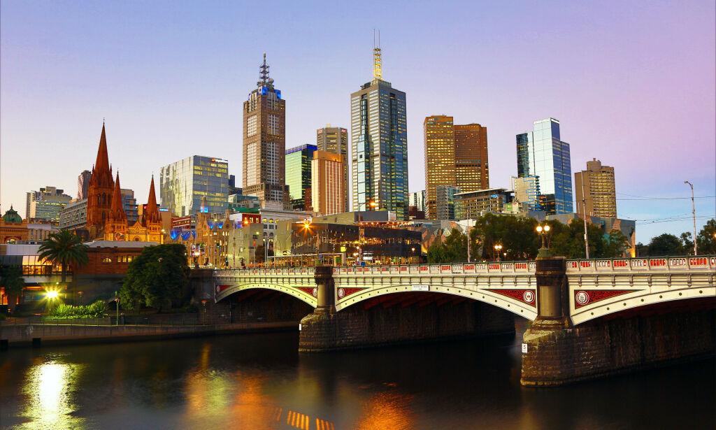 image: Utbrudd i Melbourne: - Eksplosivt potensial