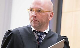 KRITISK: Finn Halvorsens advokat Brynjar Meling. Foto: Terje Pedersen/NTB Scanpix