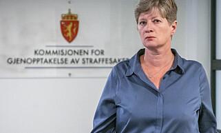 SNUR: Leder av Kommisjonen for gjenopptakelse av straffesake, Siv Hallgren. Foto: Heiko Junge/NTB Scanpix