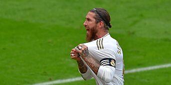 image: Ramos reddet Madrid igjen