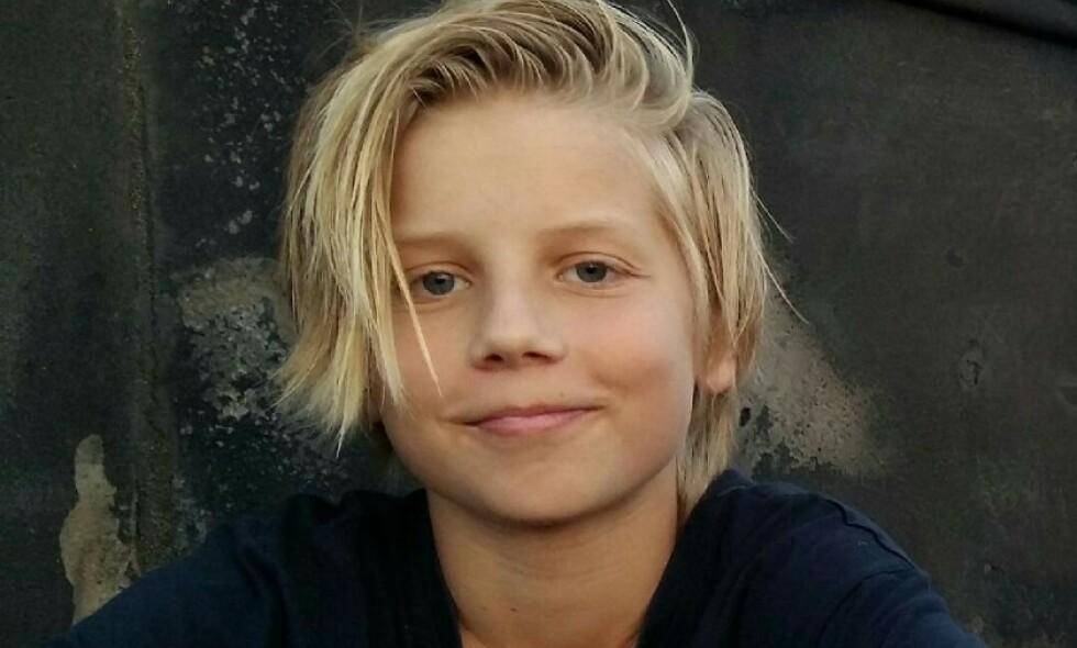 ENDTE FATALT: Alexander Storåker døde 12. mai etter en mopedtur med bestevennen. Foto: Privat (med tillatelse fra familien)