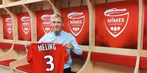 image: Meling klar for fransk klubb
