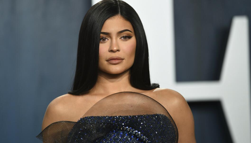 ANDREPLASS: Realitystjerne og sminkemogul Kylie Jenner (22) har lenge vært den best betalte Instagrammeren. Nå har hun falt ned til en andreplass. Foto: NTB Scanpix