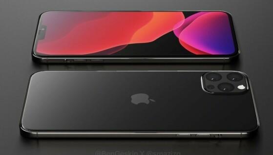 Slik blir trolig iPhone 12
