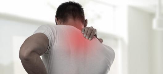 Slik smertebeskytter du nakken
